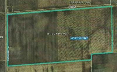 Farmland Sold: Sect 24 T30n, R9e