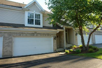 Cary Condo/Townhouse Contingent: 1061 East Danbury Drive #4