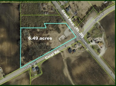 Marengo Residential Lots & Land For Sale: 7613 South Grant Highway
