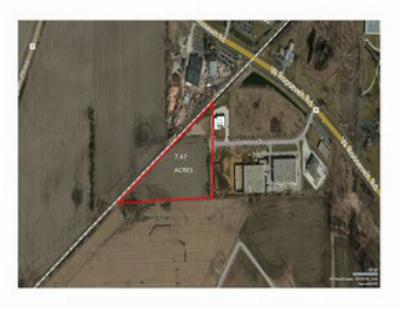 West Chicago Residential Lots & Land For Sale: Lot 2 Commerce Drive