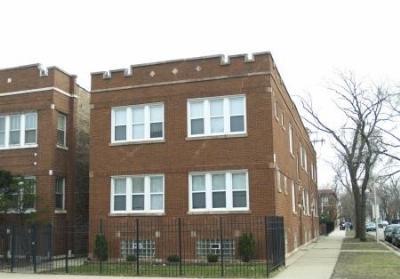 Chicago Multi Family Home For Sale: 955 North Lamon Avenue