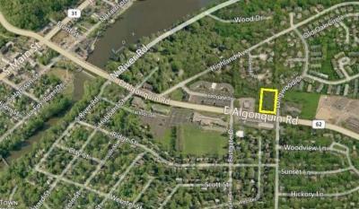 Algonquin Residential Lots & Land For Sale: 600 East Algonquin Road East