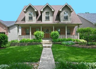 Downers Grove Single Family Home Contingent: 4917 Stanley Avenue