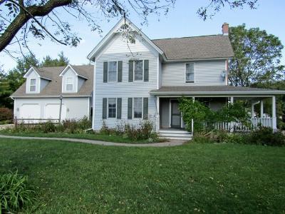 Elburn Single Family Home Contingent: 43w102 Campton Hills Road