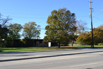 Huntley Residential Lots & Land For Sale: 10613 Route 47 Highway