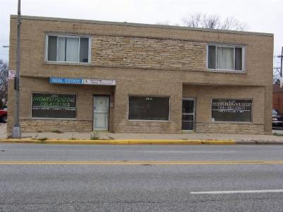 Broadview Commercial For Sale: 2135 West Roosevelt Road