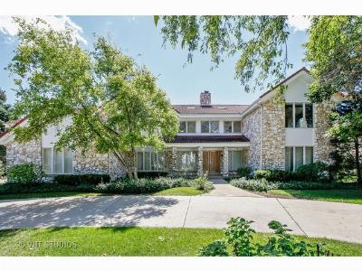 Oak Brook Single Family Home For Sale: 1914 Midwest Club Parkway