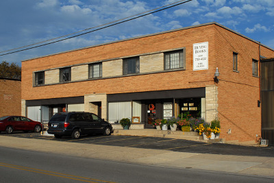 Wheaton Commercial For Sale: 139-123 North Washington Street