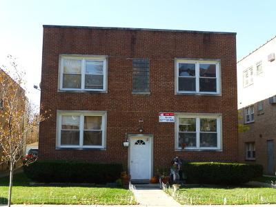 Skokie Multi Family Home Contingent: 8034 Kenton Avenue