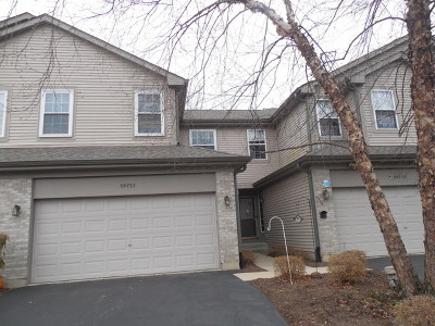 Antioch Condo/Townhouse Re-activated: 39755 North Tee Side Court #5