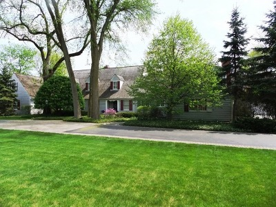 Lake Forest Single Family Home For Sale: 227 West Onwentsia Road