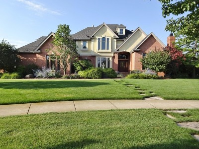 Frankfort Single Family Home Contingent: 11779 Shalestone Court