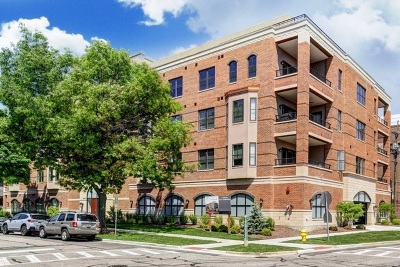 La Grange Condo/Townhouse For Sale: 40 South Ashland Avenue #3B