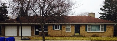 Wheaton Single Family Home Contingent: 1102 East Illinois Street