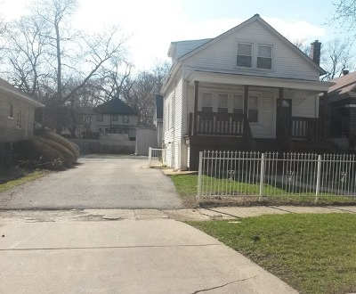 Chicago Multi Family Home Re-Activated: 9844 South Charles Street