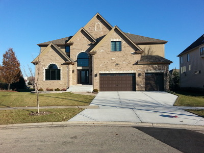 Single Family Home For Sale: 2659 Charlestowne Lane