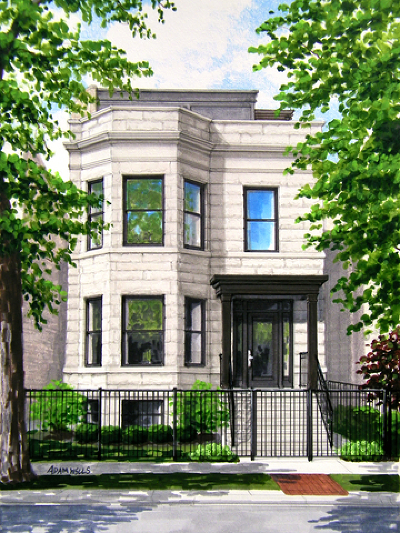 Single Family Home For Sale: 3618 North Magnolia Avenue
