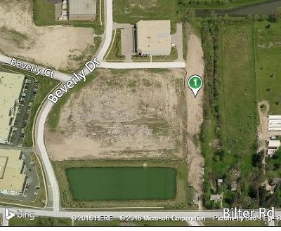 Aurora  Residential Lots & Land For Sale: 1846 Bilter Road