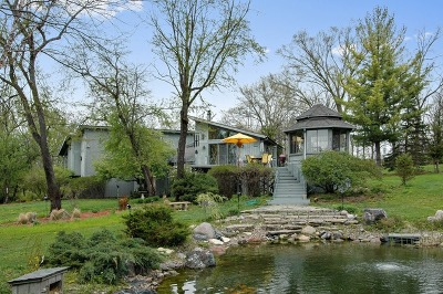Barrington Single Family Home For Sale: 525 Oak Knoll Road
