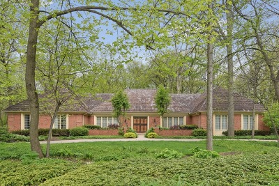 St. Charles Single Family Home Contingent: 2135 Persimmon Drive