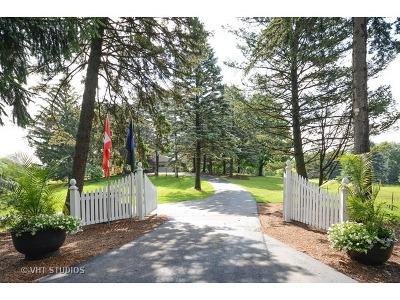 Barrington Single Family Home For Sale: 315 Ridge Road