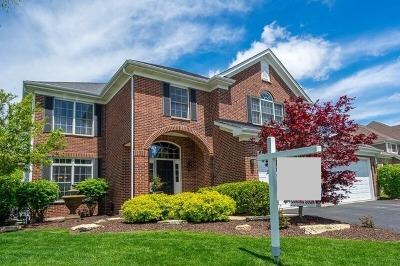 Geneva Single Family Home For Sale: 39w490 South Mathewson Lane