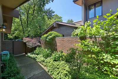 Hinsdale Condo/Townhouse For Sale: 1445 Fox Lane