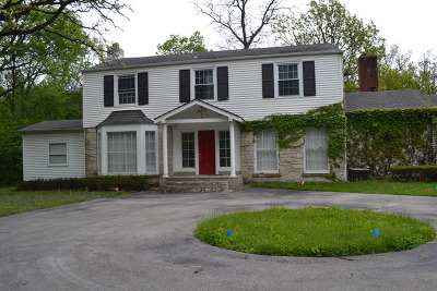 Oak Brook Single Family Home For Sale: 219 Oak Brook Road