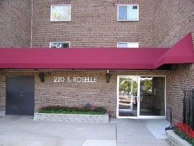 Schaumburg Condo/Townhouse Contingent: 220 South Roselle Road #509
