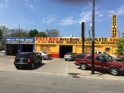 Chicago IL Commercial For Sale: $650,000