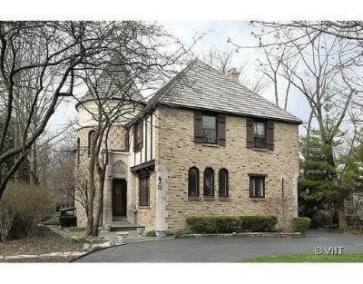 Highland Park Single Family Home For Sale: 324 North Deere Park W