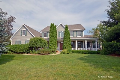 McHenry Single Family Home For Sale: 1803 Ballina Lane