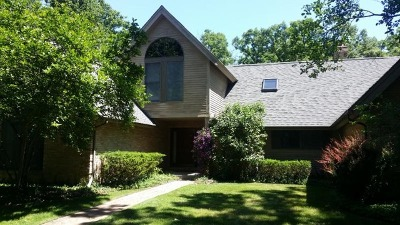 West Dundee Single Family Home Contingent: 34w840 Duchesne Drive