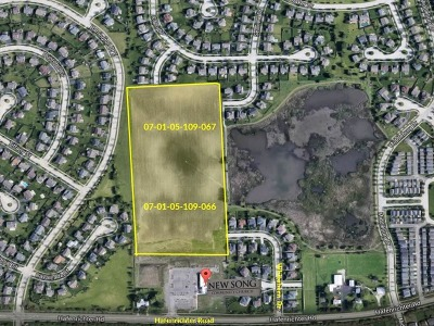 Aurora Residential Lots & Land For Sale: Whitehorn Drive