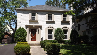 Winnetka Single Family Home Contingent: 1305 Asbury Avenue