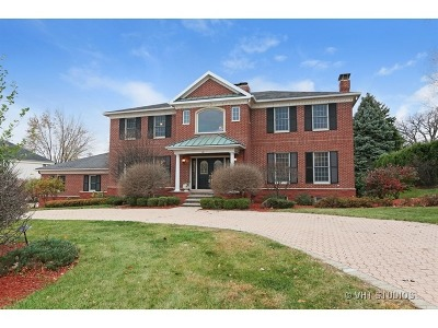 Oak Brook Single Family Home Contingent: 21 Kimberley Circle