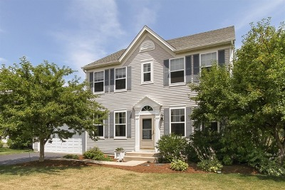 Foxford Hills Single Family Home Contingent: 14 Haverhill Court