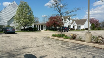 West Chicago Commercial For Sale: 1800 Joliet Street