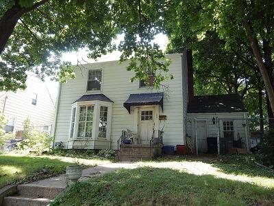 Elgin Single Family Home Contingent: 306 Illinois Avenue