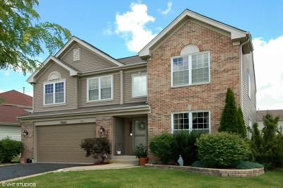 Carpentersville Single Family Home Contingent: 7062 Westwood Drive