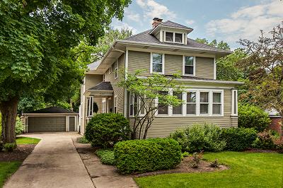 Glen Ellyn Single Family Home Contingent: 537 Turner Avenue