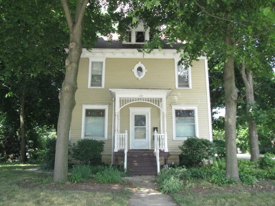 Multi Family Home Sold: 132 South Prospect Street