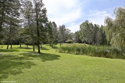 Burr Ridge Single Family Home For Sale: 10s630 Garfield Avenue