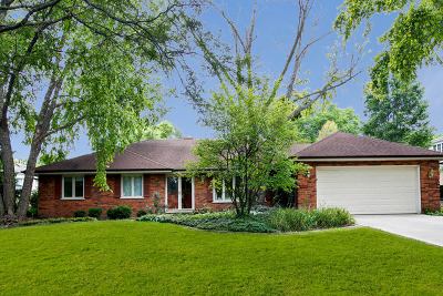 Oak Brook Single Family Home Contingent: 503 Forest Mews Drive