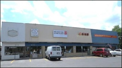 Schaumburg Commercial For Sale: 603 West Wise Road