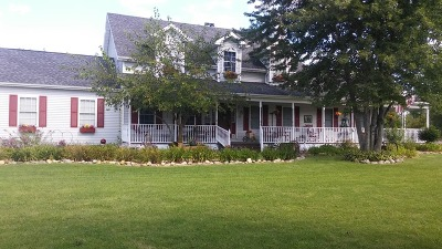 Monee Single Family Home For Sale: 27013 South Center Road