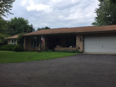 Mokena Single Family Home For Sale: 14064 West Maple Road