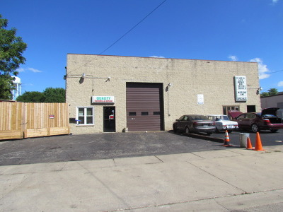 Du Page County Commercial For Sale: 133 North Aurora Street