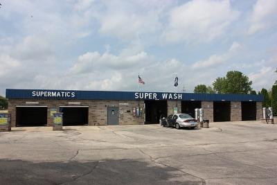 Bartlett Commercial For Sale: 335 South Prospect Avenue