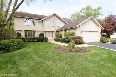 Terramere Single Family Home Contingent: 4009 North Proctor Circle